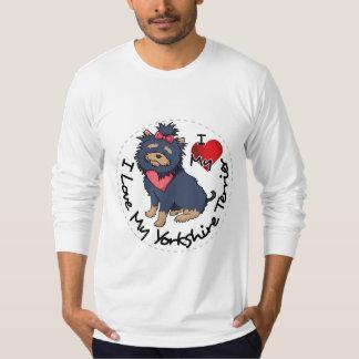 I-Love-My-Yorkshire-Terrier T-Shirt