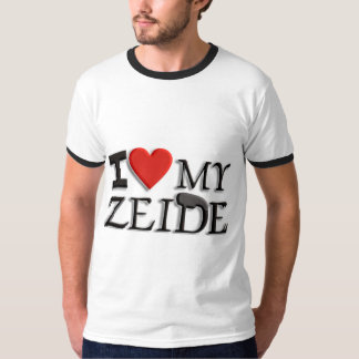 I love my Zeide T-Shirt
