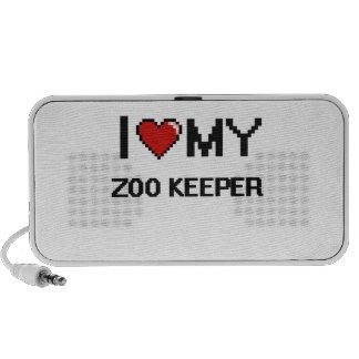 I love my Zoo Keeper Speaker System