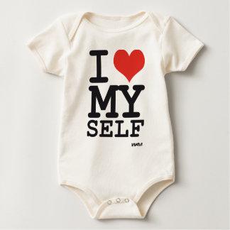 i love myself baby bodysuit