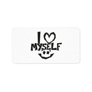 I love myself Smiley