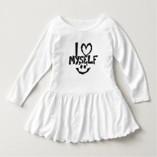I love myself Smiley Dress