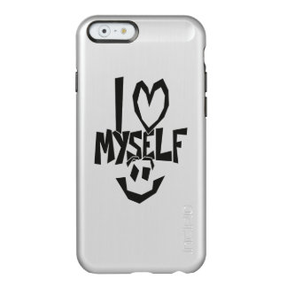 I love myself Smiley Incipio Feather® Shine iPhone 6 Case