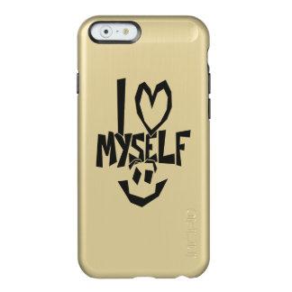 I love myself Smiley Incipio Feather® Shine iPhone 6 Case