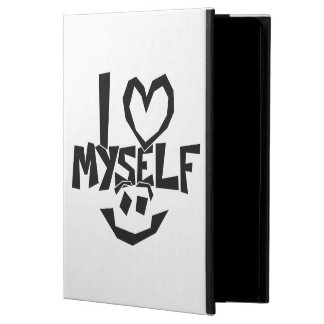 I love myself Smiley Powis iPad Air 2 Case