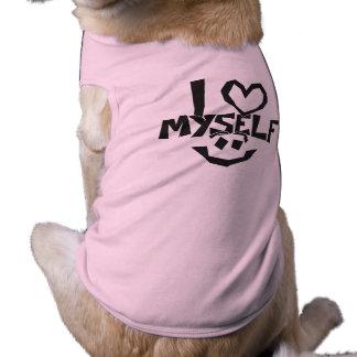 I love myself Smiley Shirt