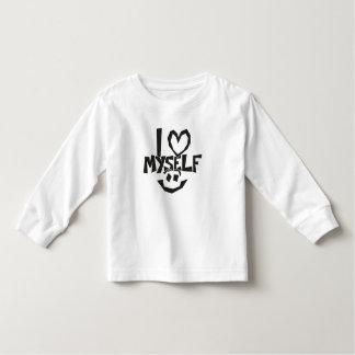 I love myself Smiley Toddler T-shirt