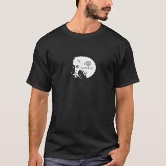 I Love Nabokov Women's Tshirt