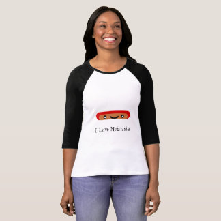 I Love Nabraska T-Shirt
