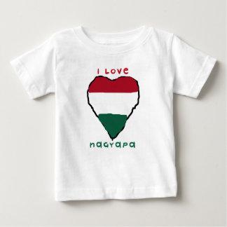I Love Nagyapa Infant T-Shirt