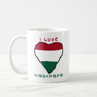 I love Nagypapa mug