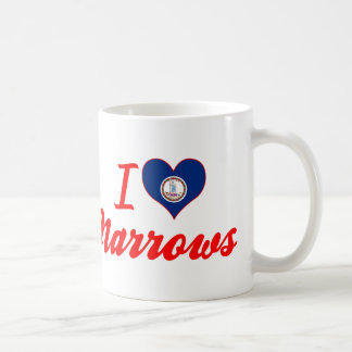 I Love Narrows, Virginia Mug