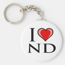 Nd Love Keychains Key Rings Zazzle Ca