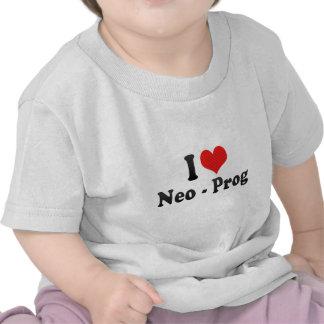 I Love Neo - Prog Tee Shirts