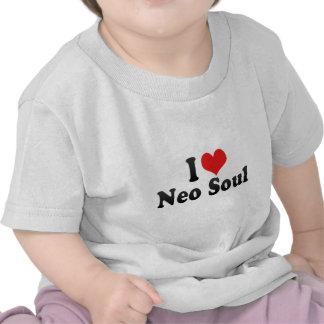 I Love Neo Soul Shirts