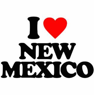 I LOVE NEW MEXICO PHOTO CUTOUT