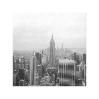 I Love New York Canvas Print