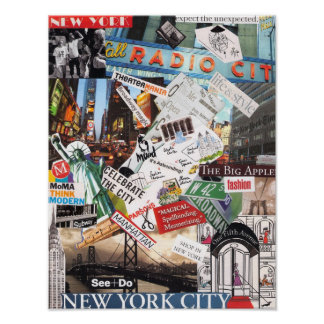 I love New York City Poster