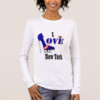 I LOVE NEW YORK Football Tee II original
