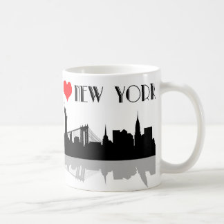 I love New York mug. Coffee Mug