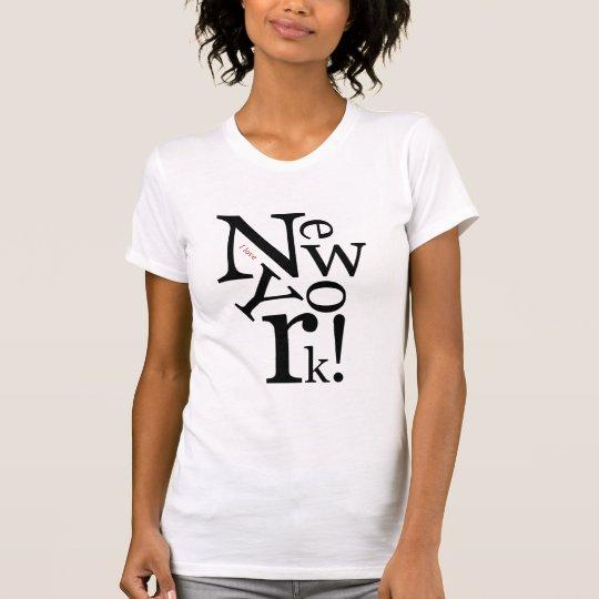 I love New York! T-Shirt