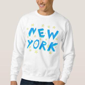 i love new york too sweatshirt