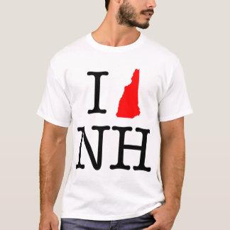 I Love NH New Hampshire T-Shirt