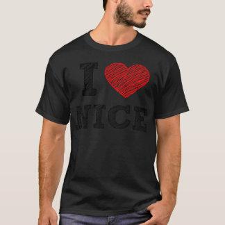 I love Nice T-Shirt
