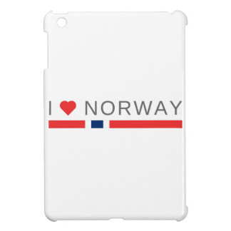 I love Norway Case For The iPad Mini