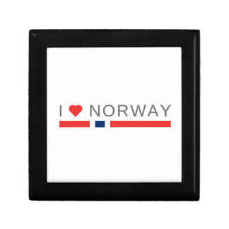 I love Norway Gift Box