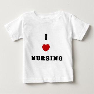 I Love Nursing Baby T-Shirt