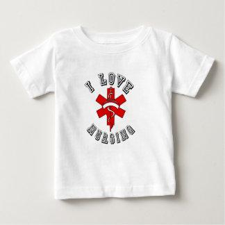 i love nursing health baby T-Shirt