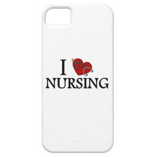 I Love Nursing iPhone 5 Covers