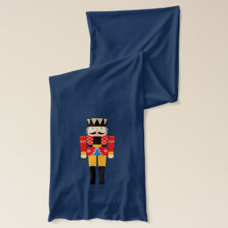 I Love Nutcracker Soldiers - Merry Christmas Scarf