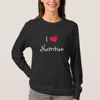 I Love Nutrition T-Shirt