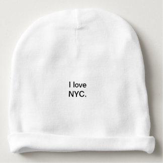I Love NYC Beany Hat Baby Beanie