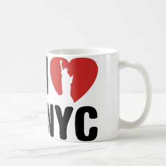 I Love NYC Coffee Mug