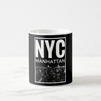 I Love NYC New York Manhattan skyline Coffee Mug