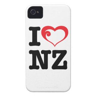 I Love NZ iPhone 4 Case-Mate Cases