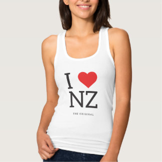 I Love NZ (New Zealand) | I Heart NZ Tees