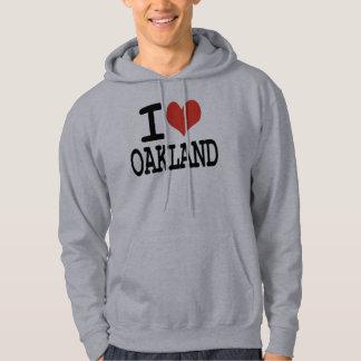I love Oakland Hoodie