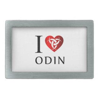 I love Odin Belt Buckles