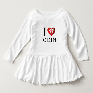 I love Odin Dress