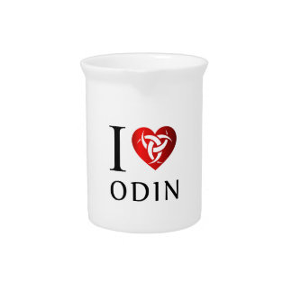 I love Odin Pitcher
