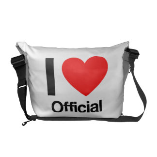 i love official messenger bags
