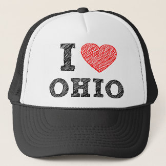 I-love-Ohio.png Trucker Hat
