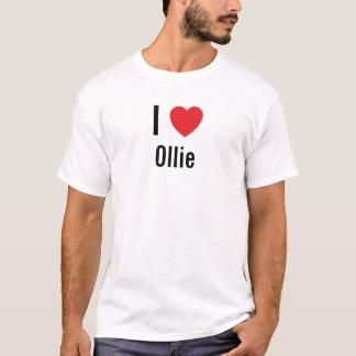 I love Ollie T-Shirt