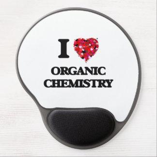 I Love Organic Chemistry Gel Mouse Pad