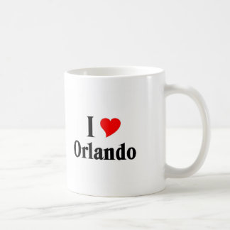 I love Orlando Coffee Mug