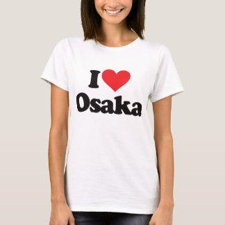 I Love Osaka T-Shirt